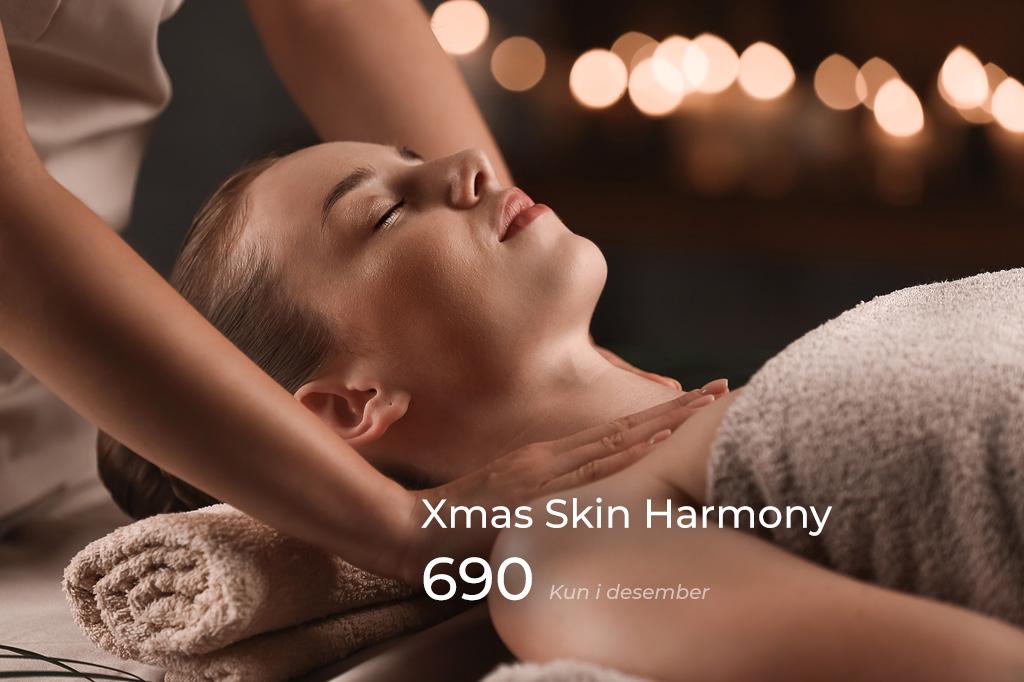 Xmas skin harmony ansiktsbehandling
